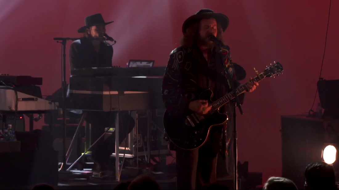 My Morning Jacket performs songs from The Waterfall.