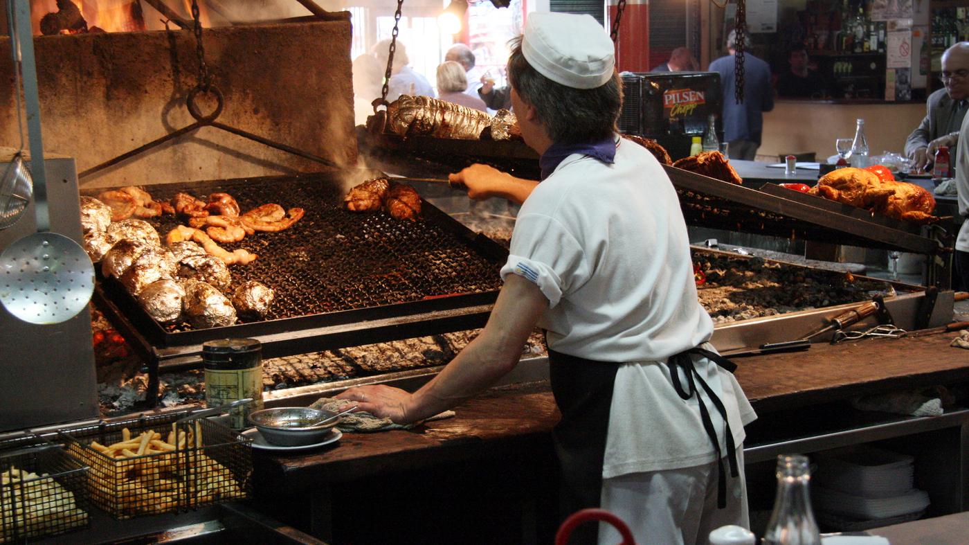 assault on salt uruguay bans shakers in restaurants and schools the salt npr - Shaker Restaurant 2015