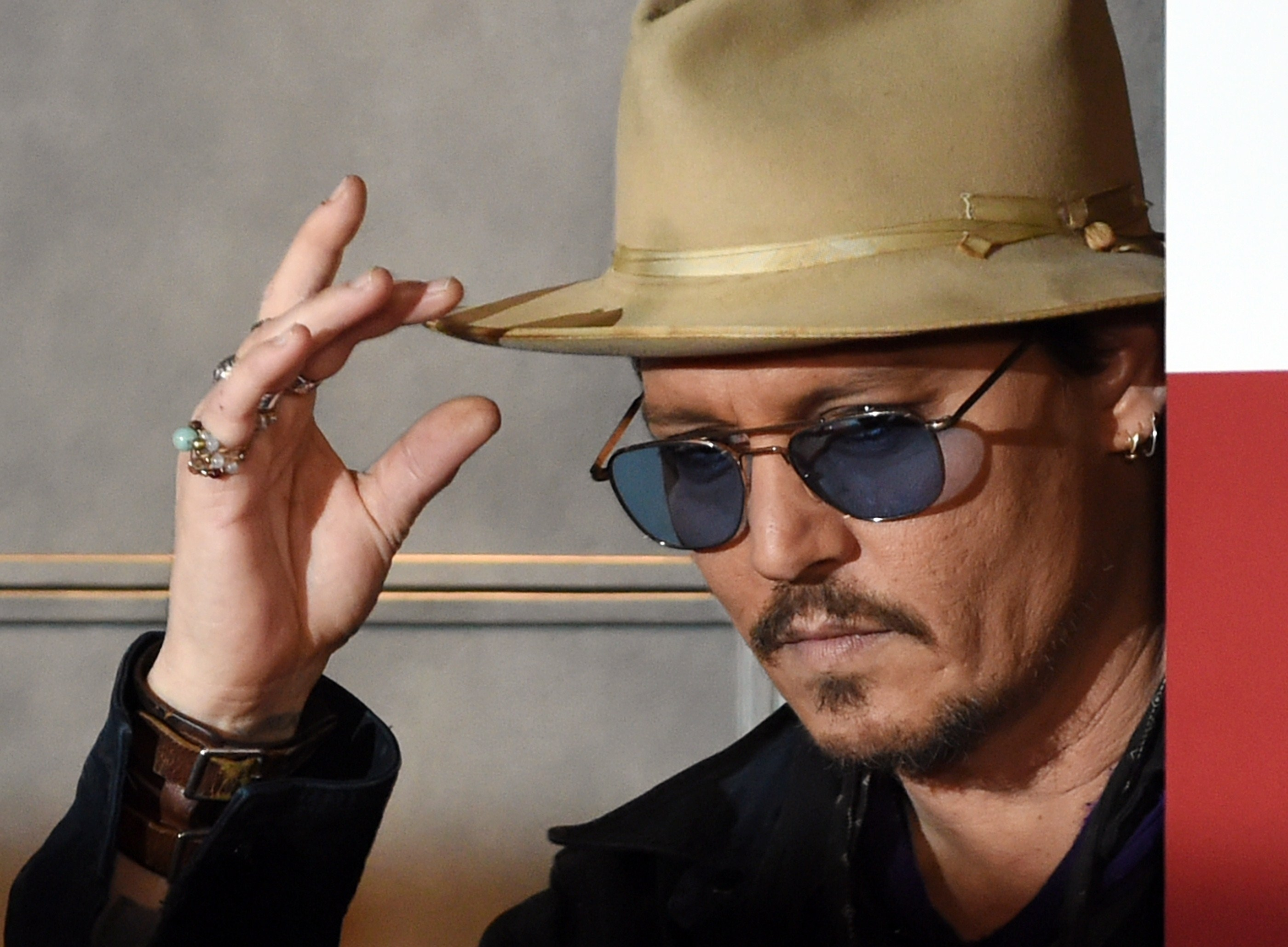 Actor Johnny Depp's Dogs Are Flown Out Of Australia After Threat Of Destruction