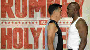 Mitt Romney To Fight Evander Holyfield. You Read That Right
