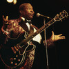 B.B King in 1996.
