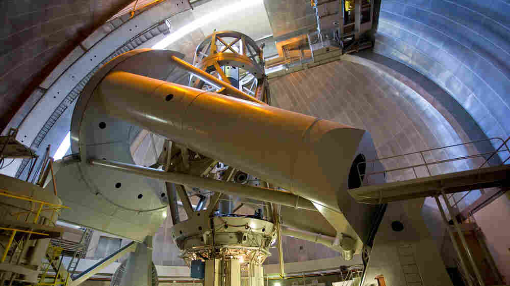 'Playing Around With Telescopes' To Explore Secrets Of The Universe