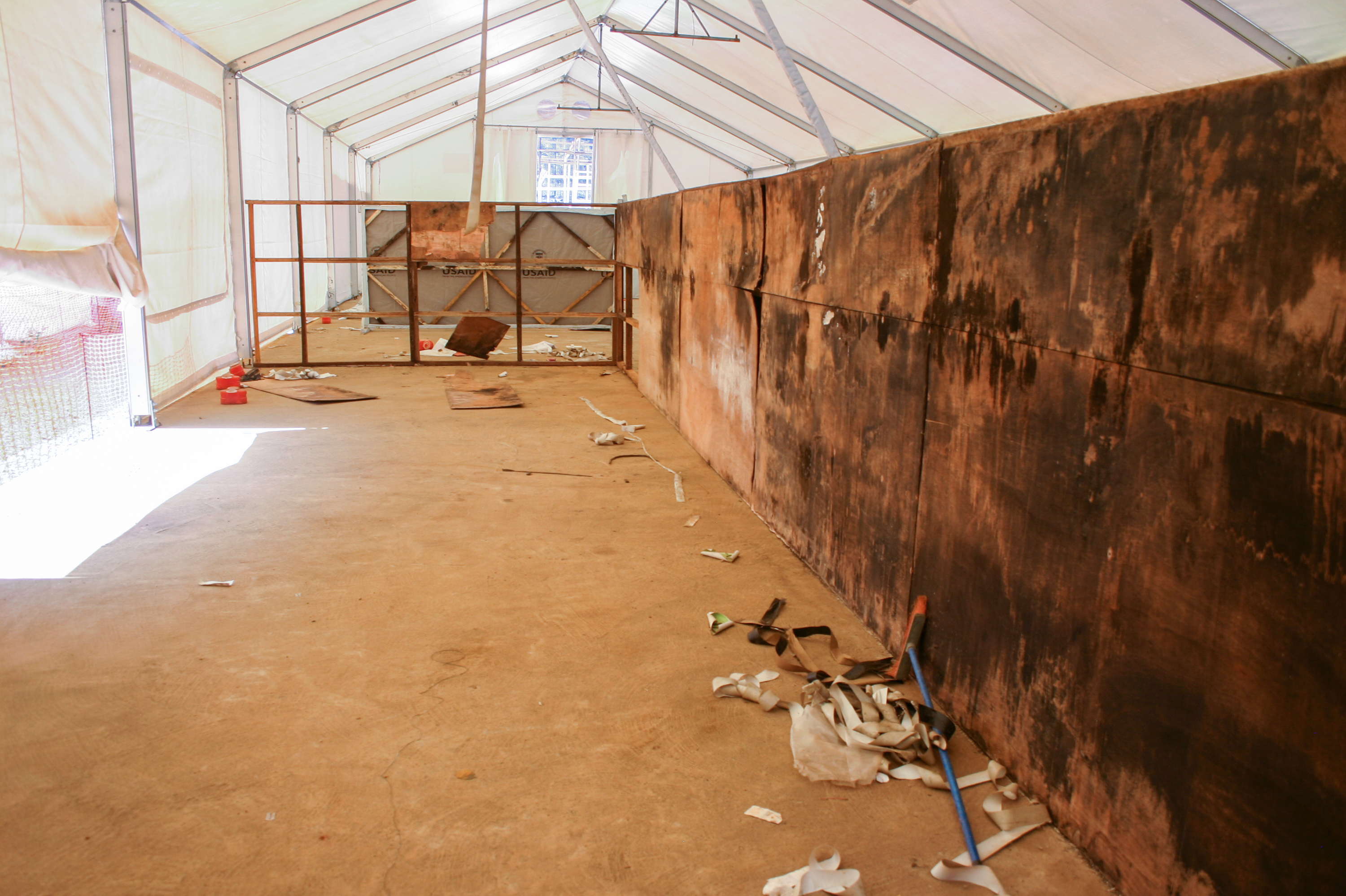 What Should Liberia Do With Its Empty Ebola Treatment Units?