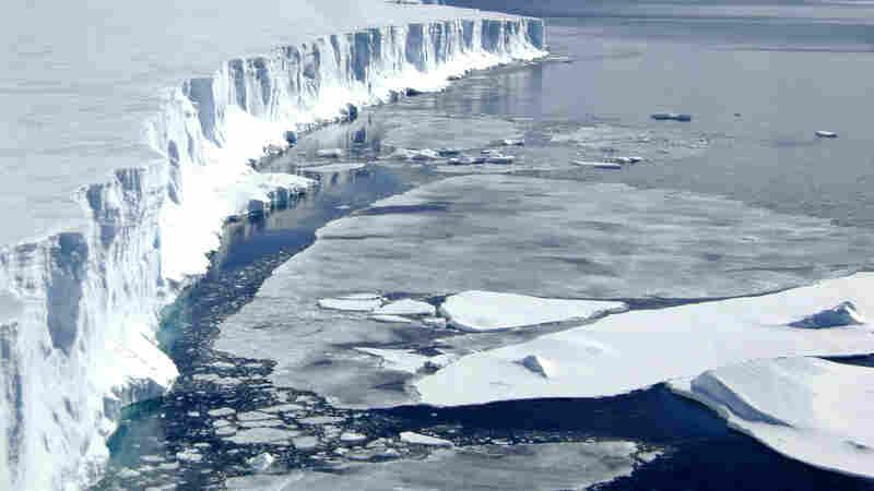 Massive Antarctic Ice Shelf Will Be Gone Within Years, NASA Says