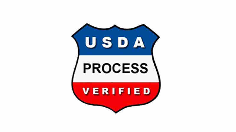 The U.S. Department of Agriculture says it will verify companies' claims of using non-GMO ingredients through its Process Verified Program.