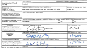 Inside The Obama And Biden Financial Disclosures