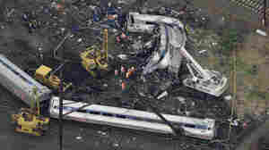 Amtrak Ordered To Take Steps To Improve Safety