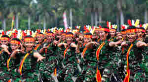 Indonesian Military Chief Defends 'Virginity Tests' For Female Recruits