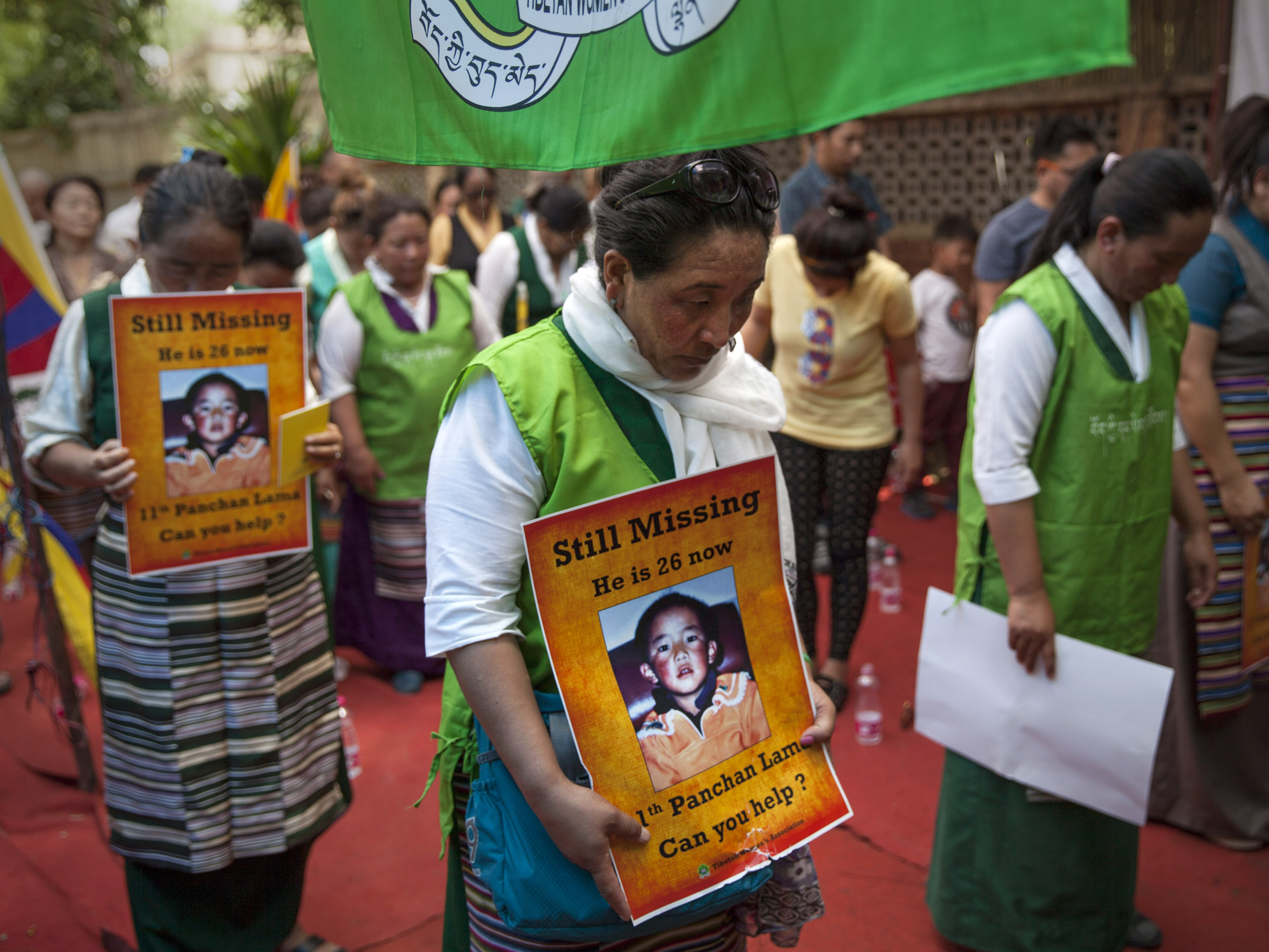 20 Years After China Seized Boy Monk, Tibetans Call For His Release