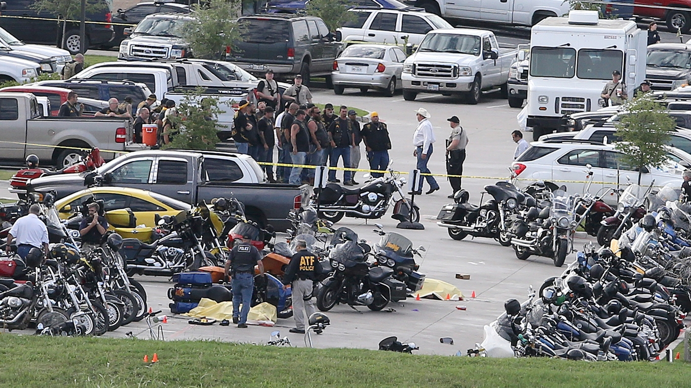 $1M Bond Set For Members Of Biker Gangs Linked To Waco, Texas, Shootout