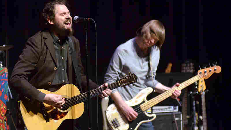 Drive-By Truckers On Mountain Stage
