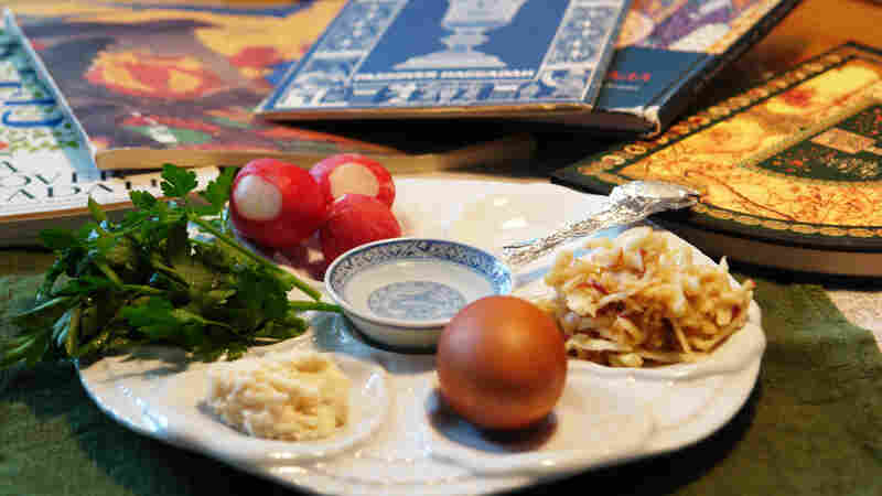 Rather than only focusing on religious prayer, campus rabbis are embracing other cultural foundations, like traditional Passover Seder food and ethical values, to connect Jewish students to their roots.