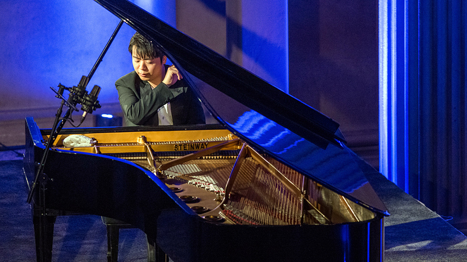 Lang Lang brings a program of Chinese music, plus Chopin and Tchaikovsky, to the Met Museum in New York. (for NPR)