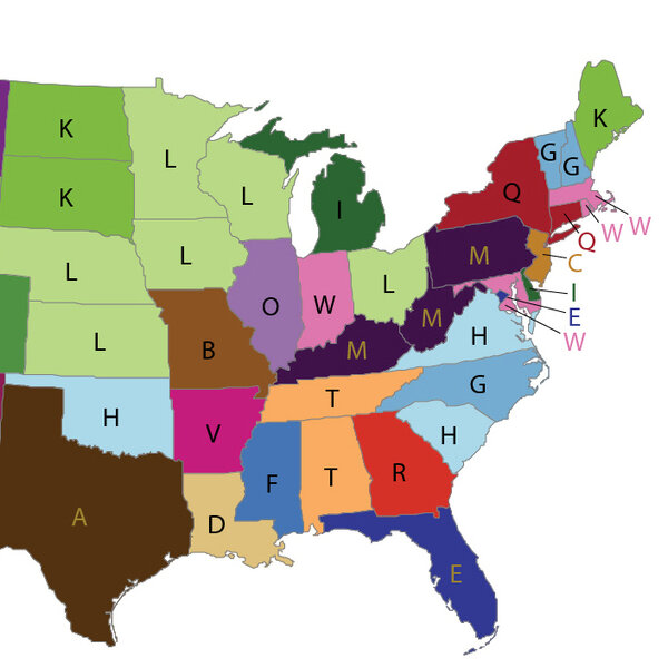 Map Reveals The Distinctive Cause Of Death In Each State
