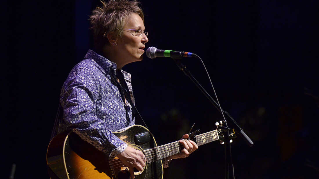 Mary Gauthier On Mountain Stage