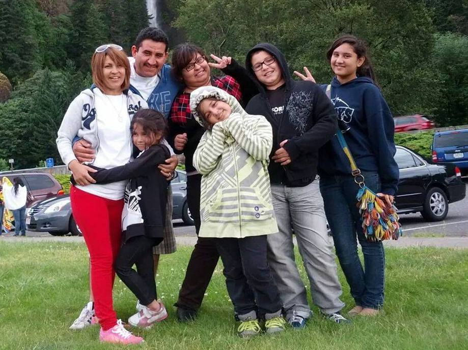 Image for Immigrant Family's Hope On Hold After Promises From The President