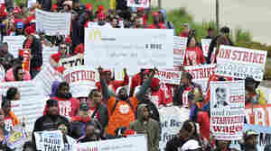 McMadness: Activists Pile On At McDonald's Shareholders Meeting