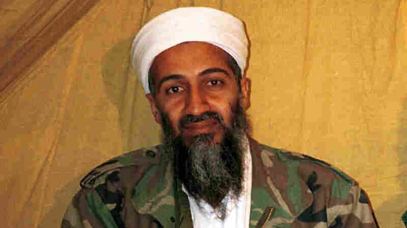 Al-Qaida leader Osama bin Laden, seen in Afghanistan in this undated photo, was killed in 2011 during a U.S. raid on his compound in Abbottabad, Pakistan.