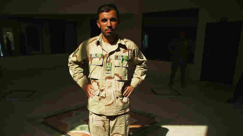 Lt. Gen. Abdul Raziq is the police chief widely credited with bringing much greater security to the southern Afghan city of Kandahar. But critics accuse him of human rights abuses including torture and extrajudicial killings.