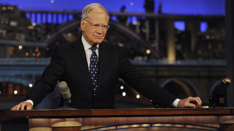 Letterman Leaves Late Night Tv With A Near Perfect Final Show
