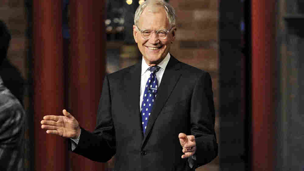 David Letterman taped his final Late Show with David Letterman on Wednesday.