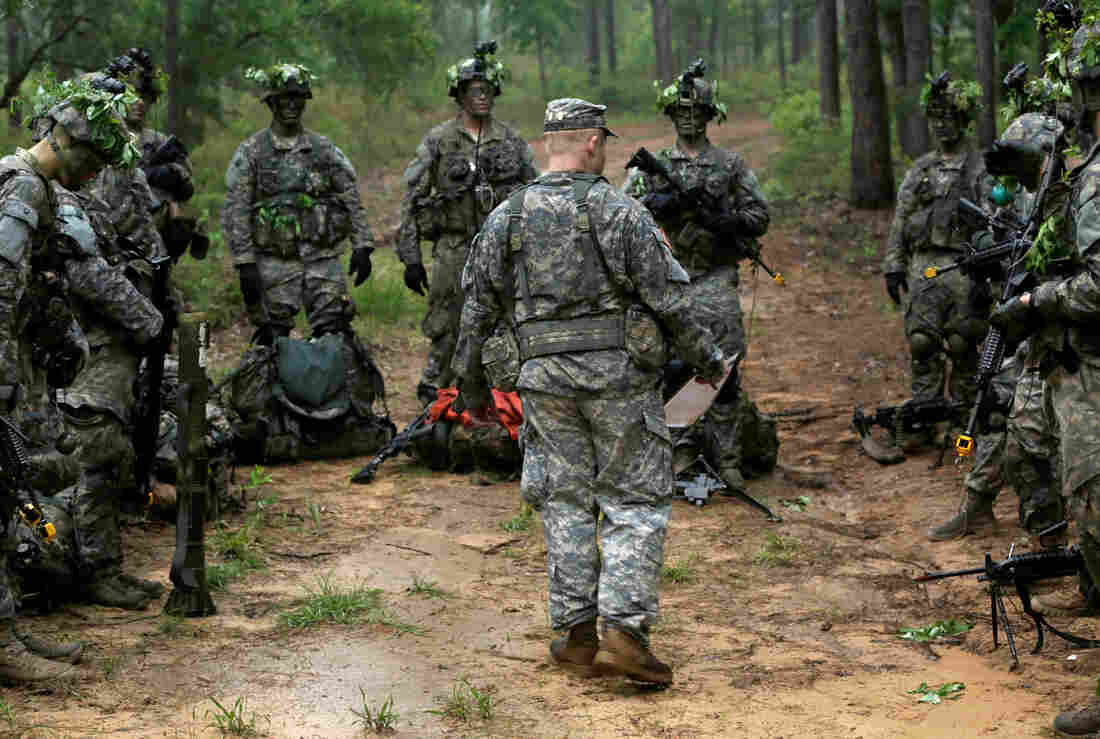 Soldiers attending Ranger School learn additional leadership, and small unit technical and tactical skills, in a physically and mentally demanding combat-stimulated environment.