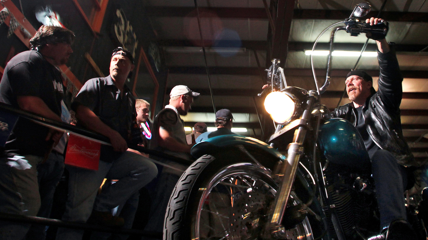 2 Biker Rallies: One White, One Black — One 'Badass,' The Other