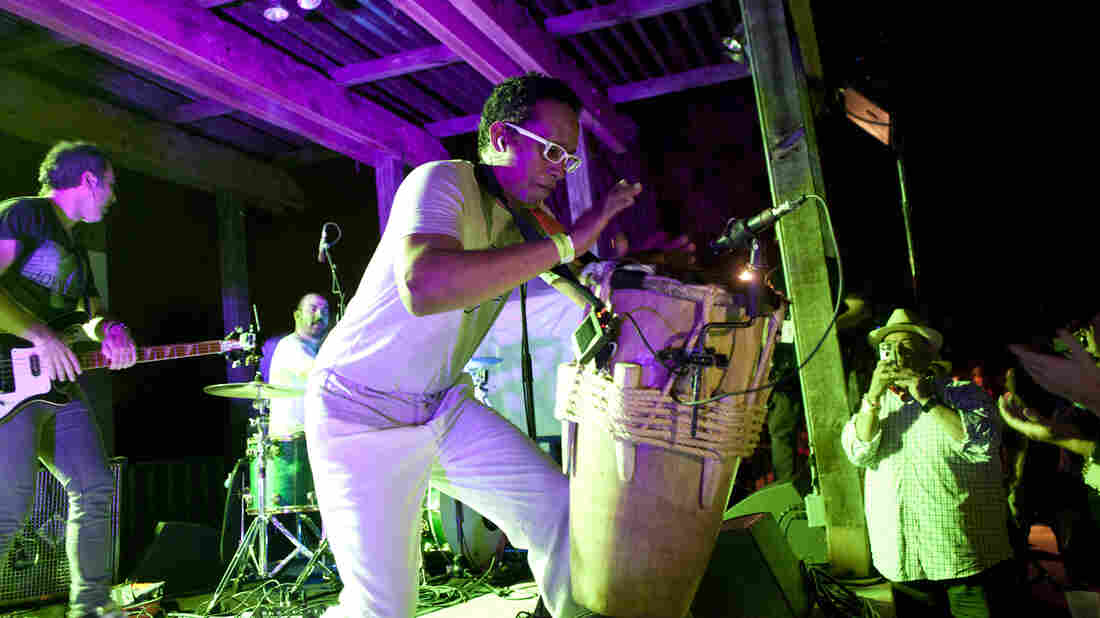 Palenke Soultribe celebrates their Afro Colombian roots