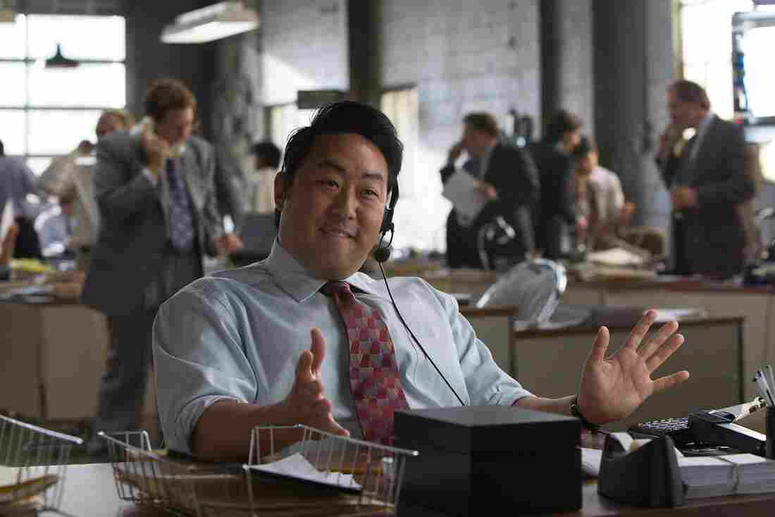 Kenneth Choi plays the role of Chester Ming in The Wolf Of Wall Street. He gained 20 pounds for the role.