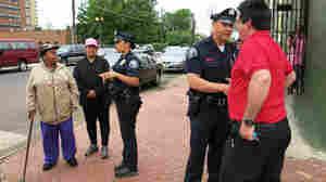 Obama: Camden, N.J., Police A Model For Improving Community Relations