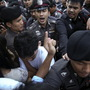 Thai Authorities Arrest Protesters On Anniversary Of 2014 Coup