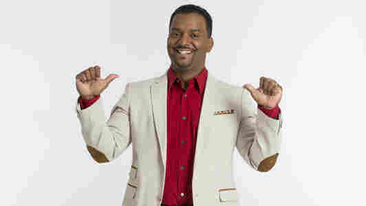 Alfonso Ribeiro, best known as Carlton Banks from The Fresh Pr