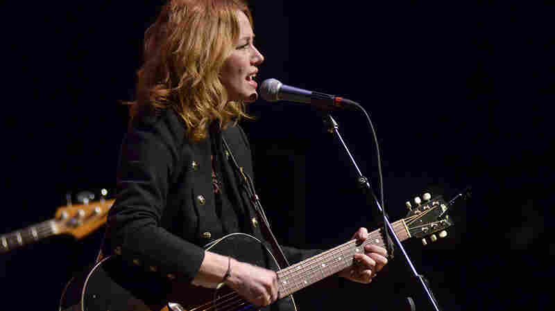 Allison Moorer On Mountain Stage