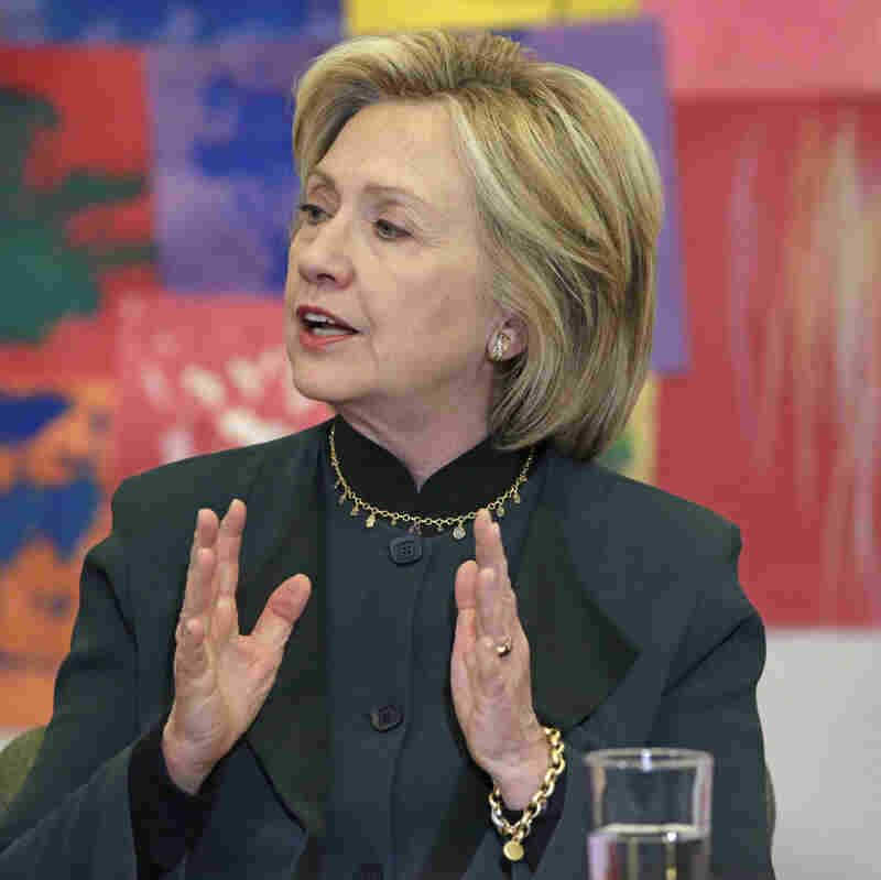 The State Department is releasing 296 emails from Hillary Clinton's email account during her tenure as secretary of state. The correspondence relates to the attack on the U.S. consulate in Benghazi, Libya.