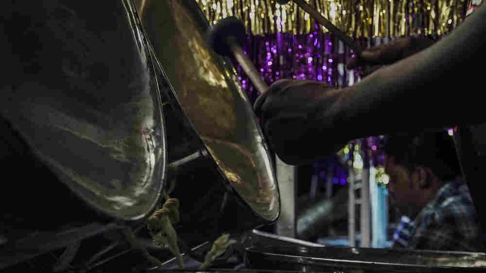 Trinidad's Steelpan Players Turn Trash Into Something Beautiful