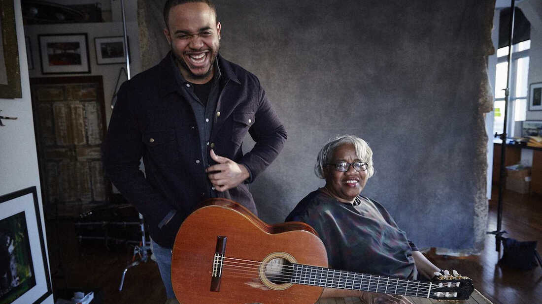 A Mother-Son Folk Duo Went 'From The Kitchen To David Letterman'