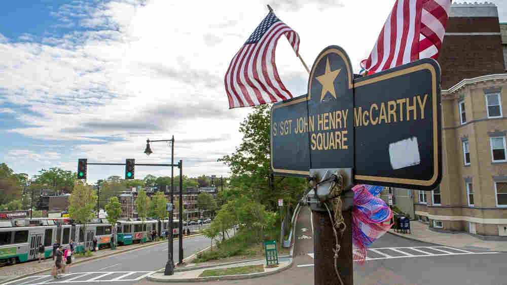 On Memorial Day, Learning The Story Behind The Markers