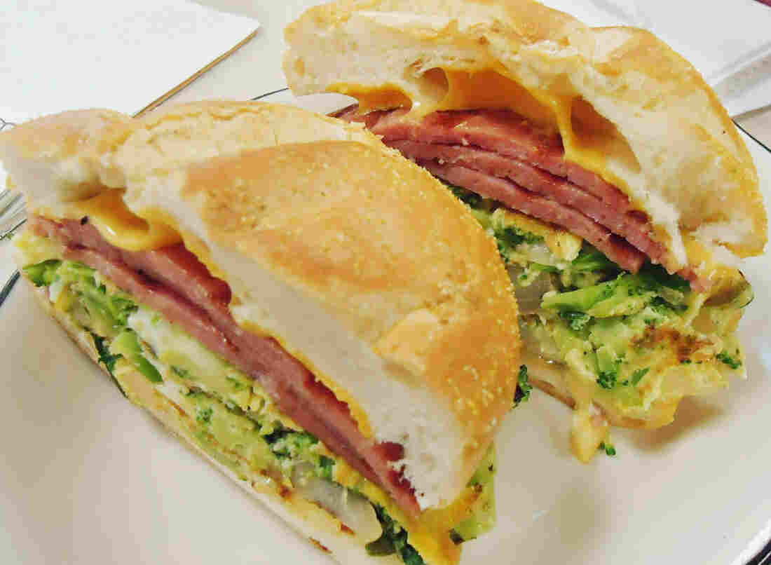"What is pork roll? As one fan puts it, ""It's like Spam meets bacon."" This sandwich is one of many ways to eat the processed meat, a largely unsung specialty of New Jersey."