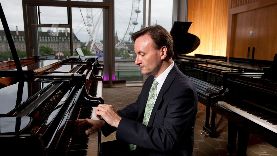 Pianist and composer Stephen Hough. (Courtesy of the artist)