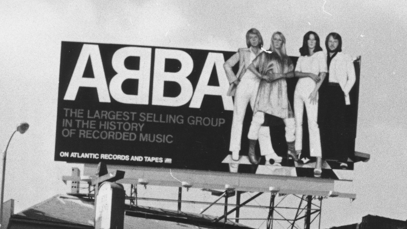 ABBA's Essential, Influential Melancholy : The Record : NPR