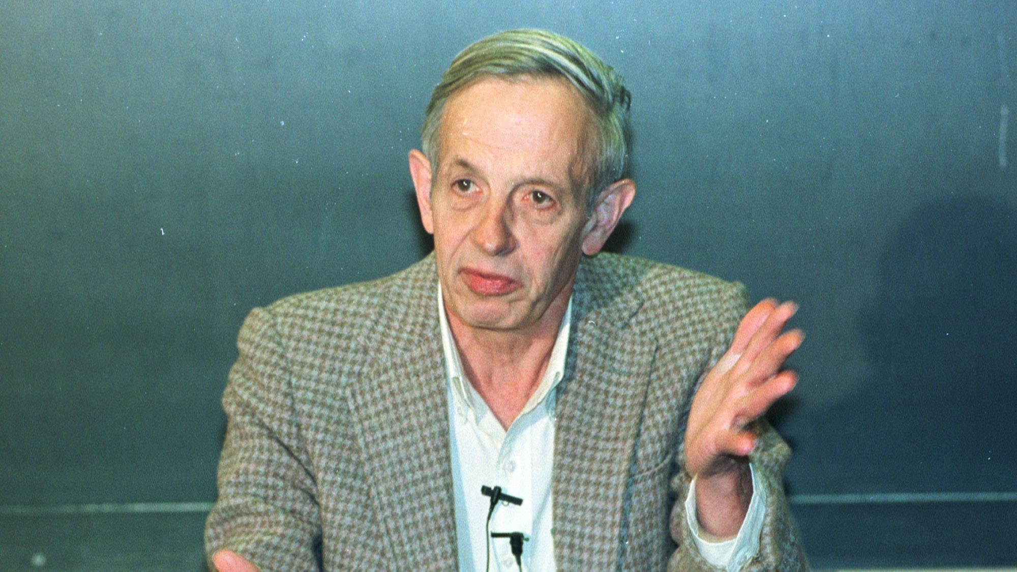 American mathematician John Nash: biography, achievements and interesting facts 70