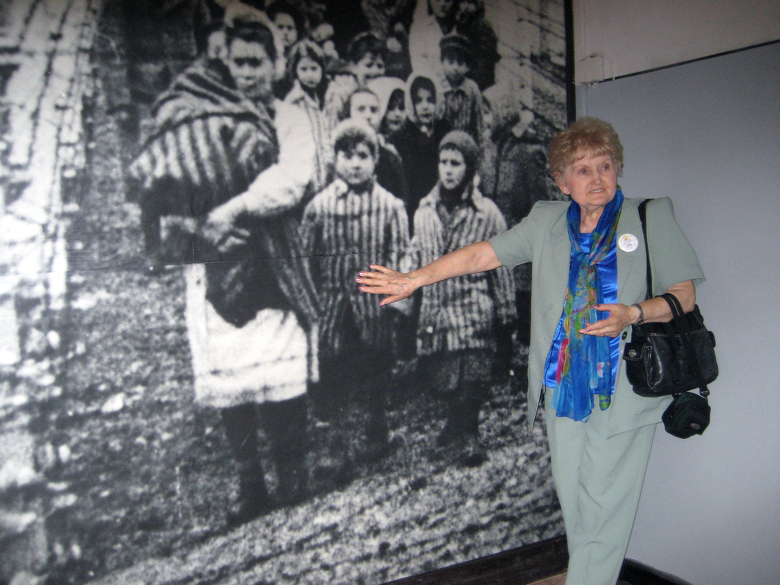 It's For You To Know That You Forgive,' Says Holocaust Survivor  NPR