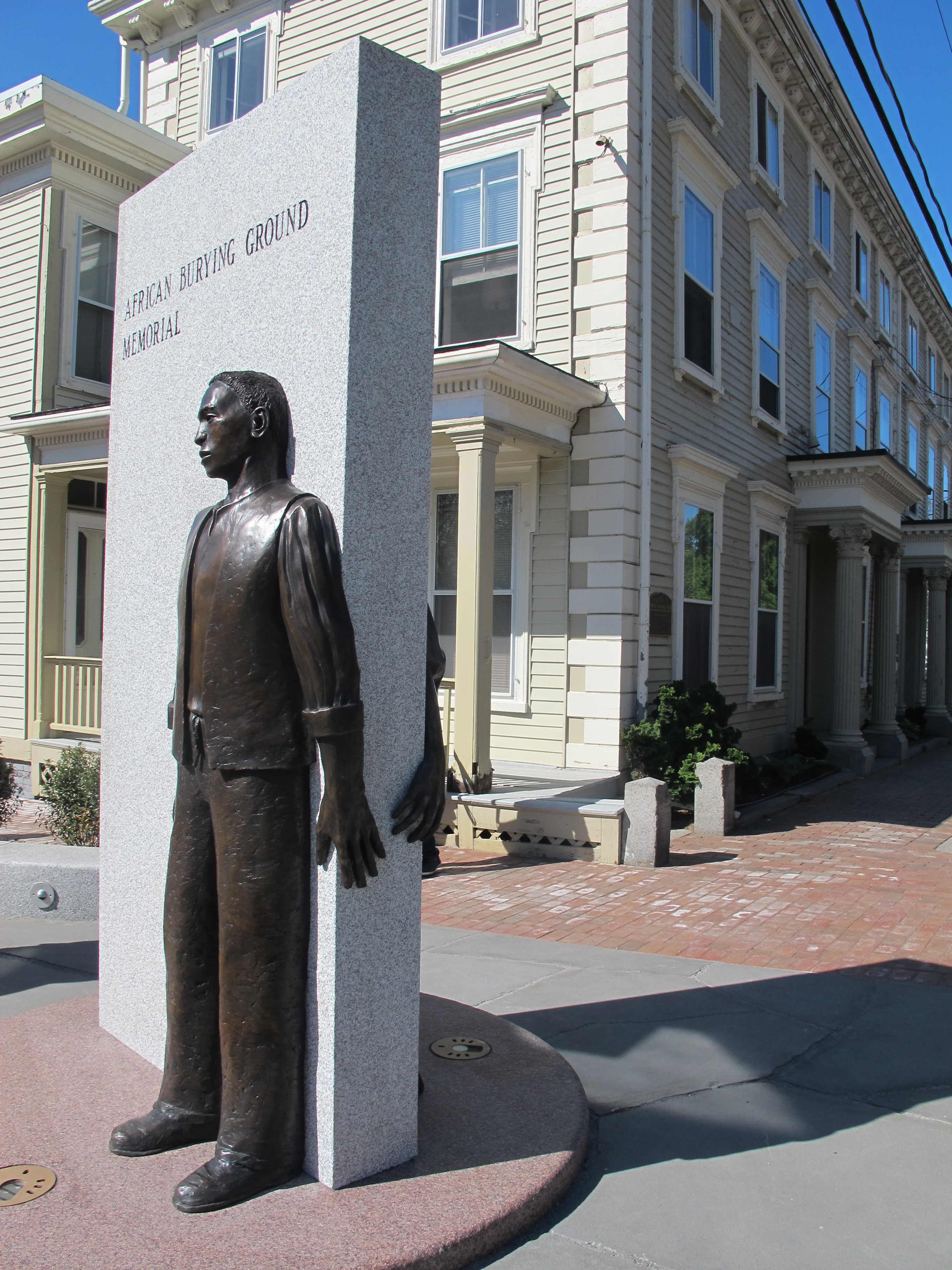 In New England, Recognizing A Little-Known History Of Slavery