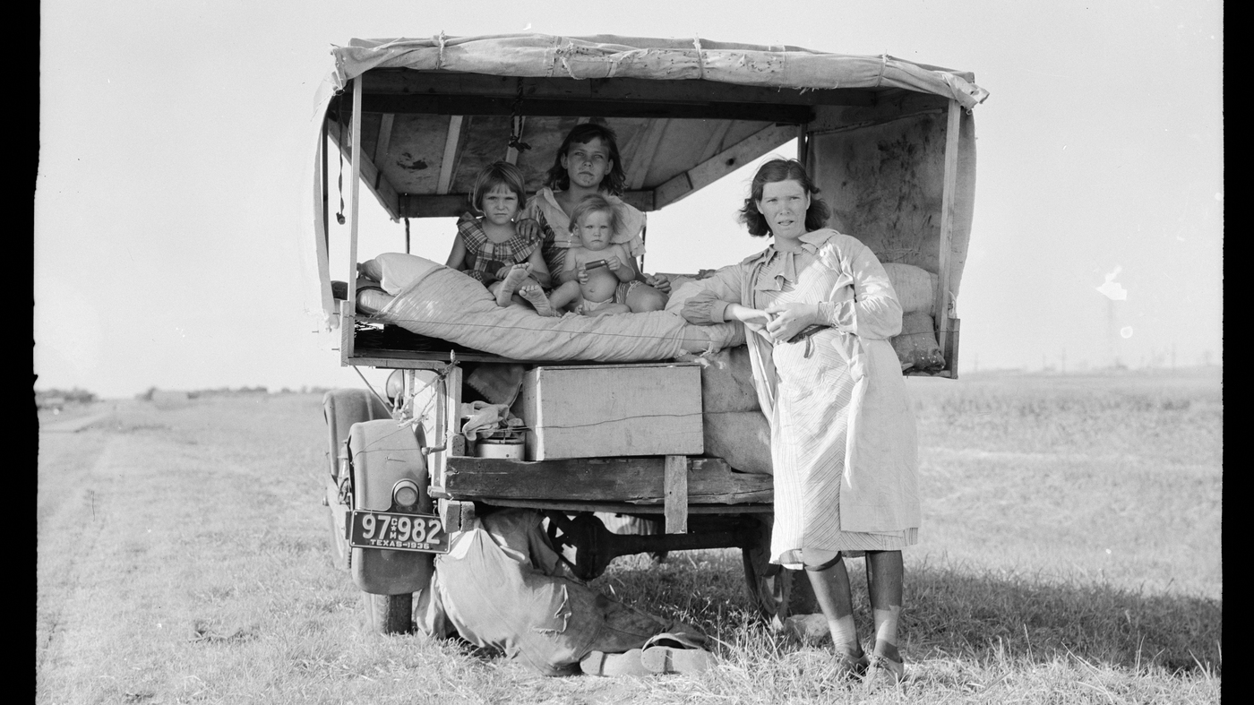 how dorothea lange taught us to see hunger and humanity