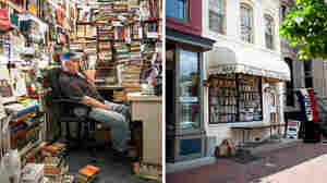 Technology Of Books Has Changed, But Bookstores Are Hanging In There