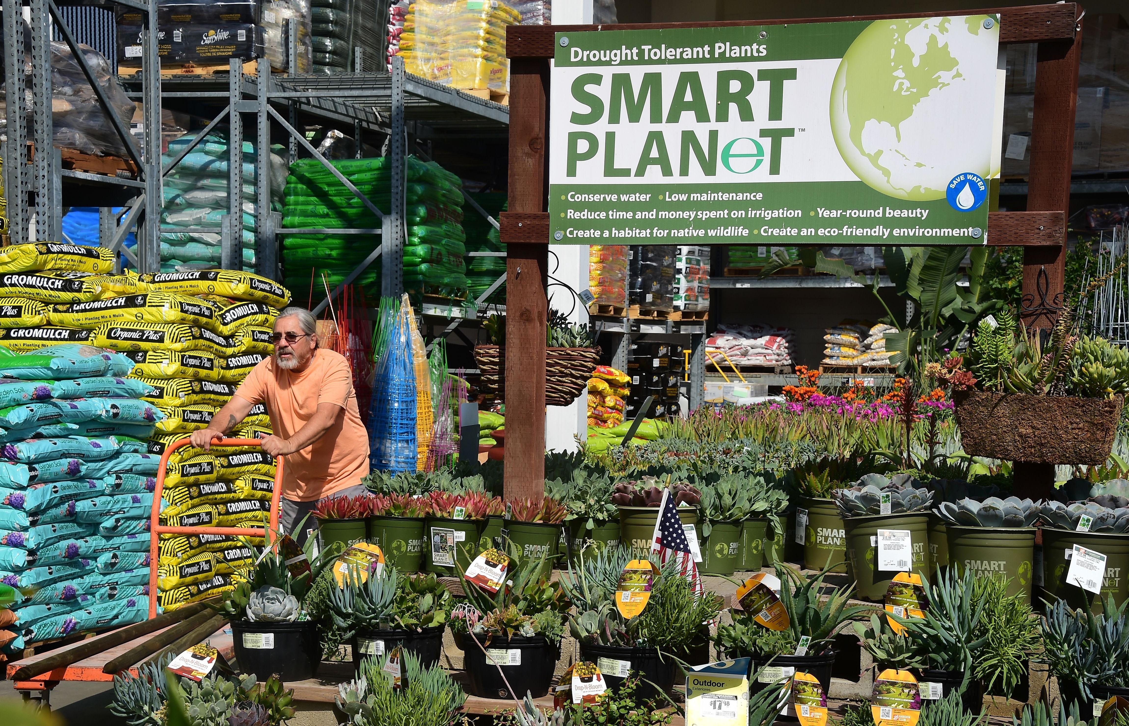 California's Drought Makes It Rain Big Bucks For Local Businesses