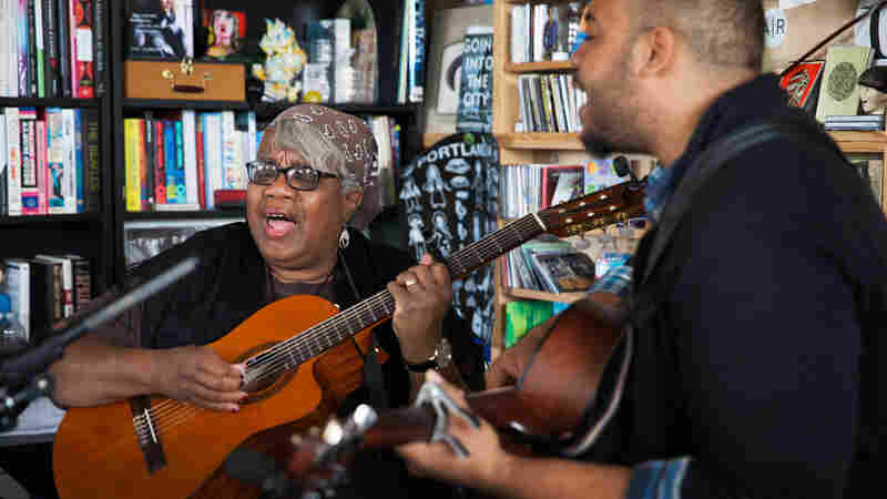 Tiny Desk Concert with Madisen Ward And The Mama Bear.