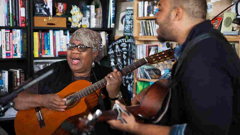 Madisen Ward And The Mama Bear: Tiny Desk Concert