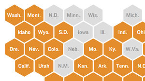 NPR's map of death penalty laws.