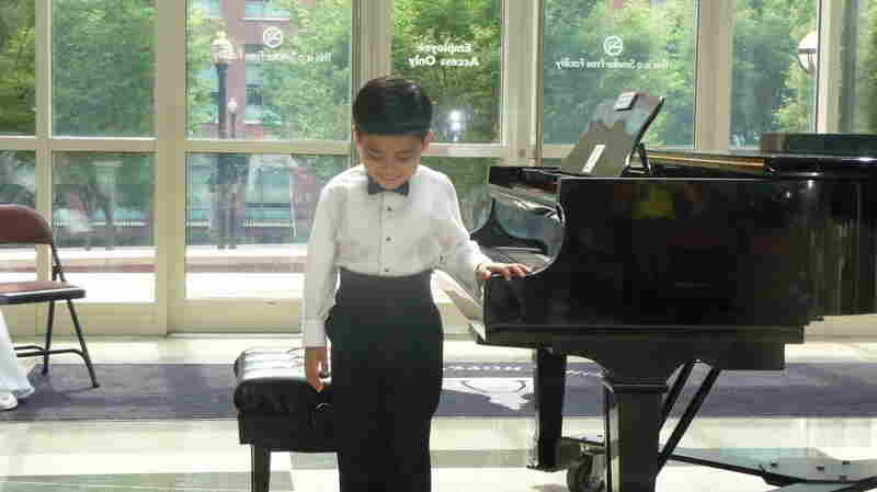 Oscar Paz Suaznabar started playing keyboard by ear when he was just 2. The now 9-year-old pianist has played at Carnegie Hall and the Kennedy Center.